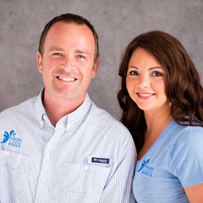 Jill and Ray Pearen - Fresh Finish Pools